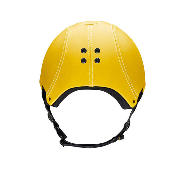 Collection Atlas Atlas Jaune Bouton d'Or casque design made in france