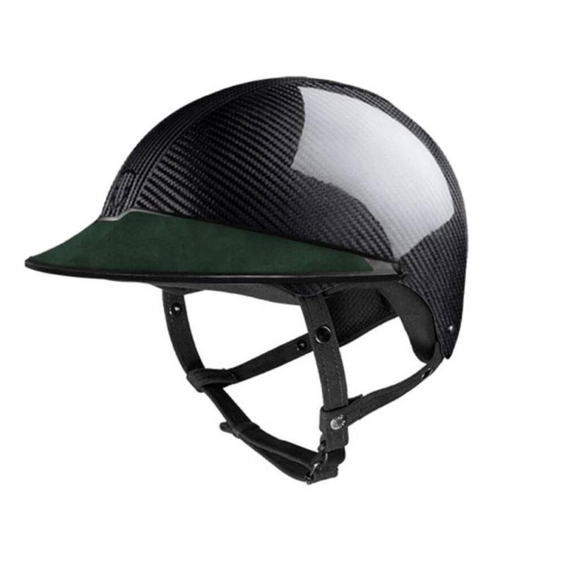 Collection Epona Casque équitation fibre personnalisable casque design made in france