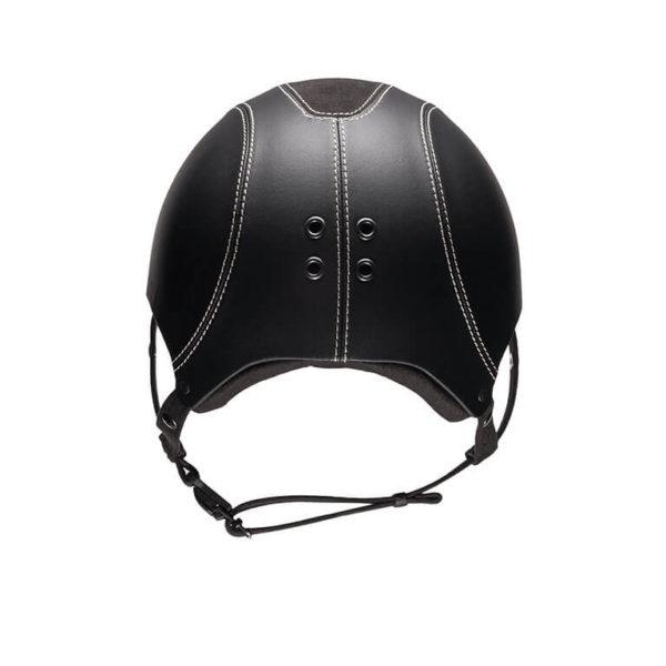 Collection Epona Epona Ebène Alcantara casque design made in france