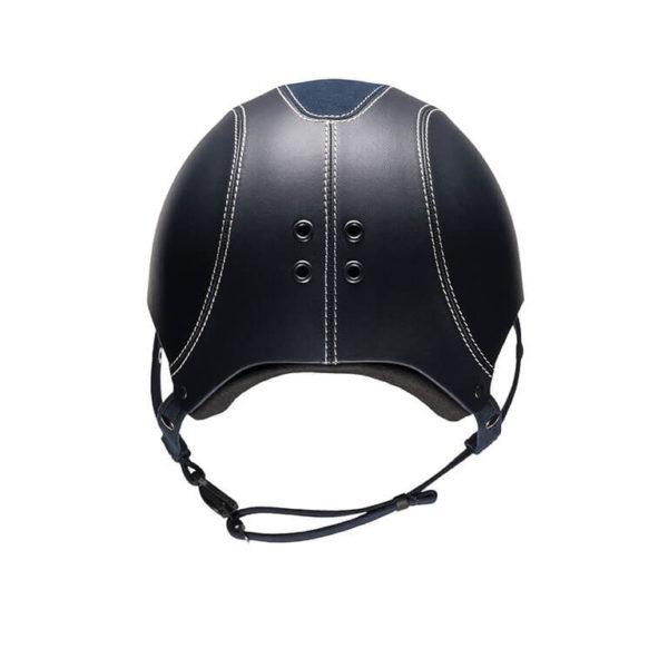 Collection Epona Epona Marine Alcantara casque design made in france