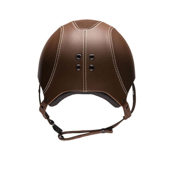 Collection Epona Epona Moka Alcantara casque design made in france