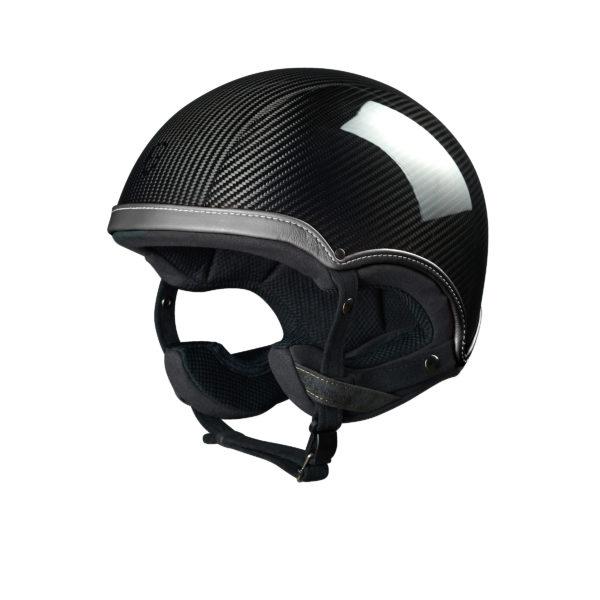 Collection Epona Course Epona Course Carbon Ebène casque design made in france