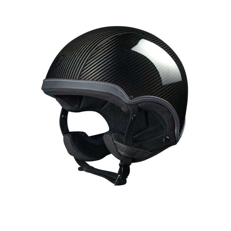Collection Epona Course Epona Course Carbon Gris Ardoise casque design made in france