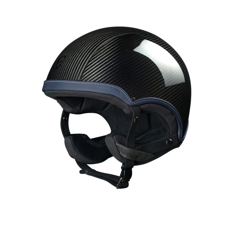 Epona racing Epona Racing Carbon Navy casque design made in france