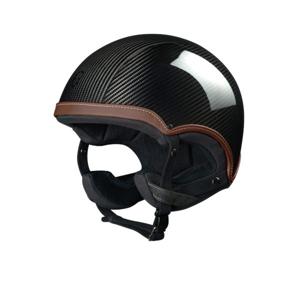 Epona racing Epona Racing Carbon Mocha casque design made in france