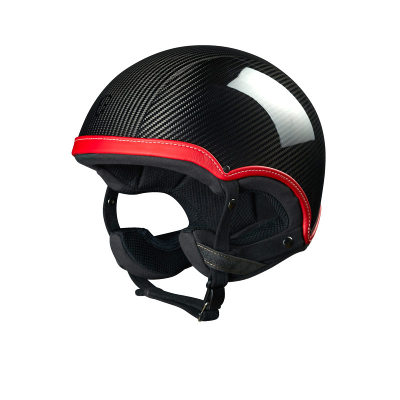 Epona racing Epona Racing Carbon Red casque design made in france