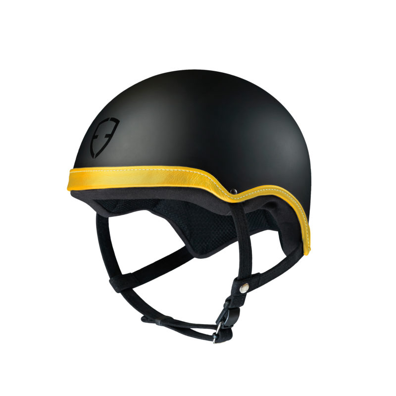 Ino Collection INO Buttercup Yellow casque design made in france