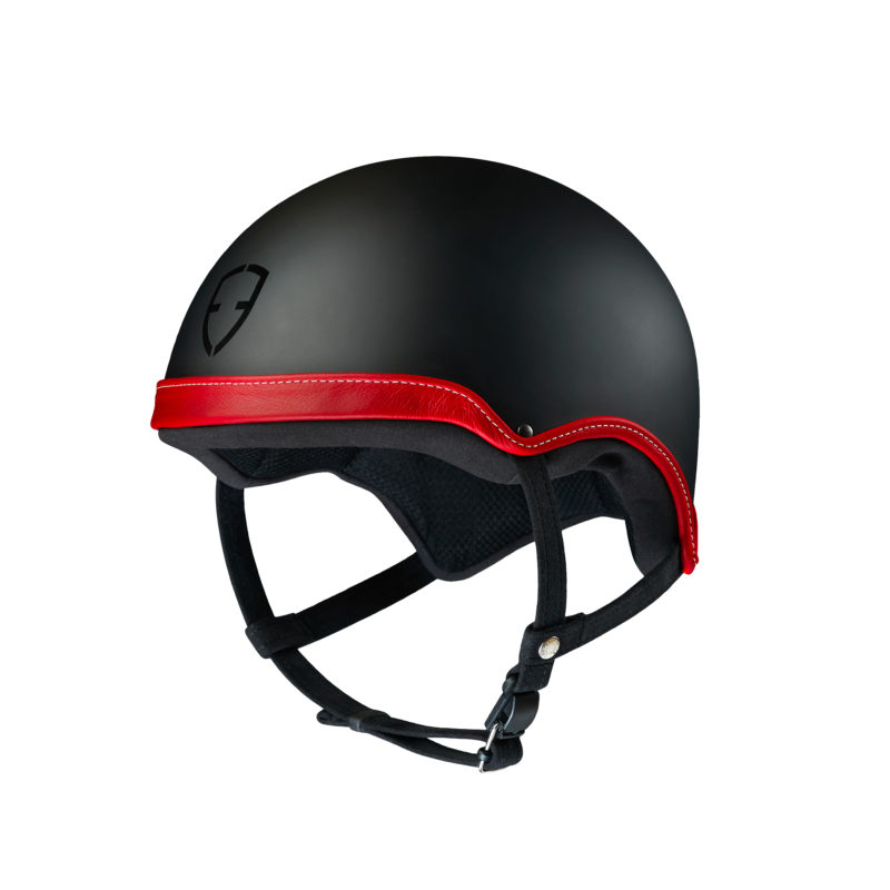 Ino Collection INO Red casque design made in france